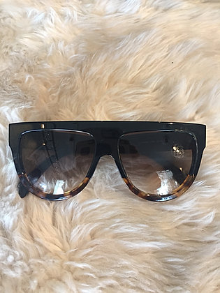 Celine Shadow Gradient Sunglasses