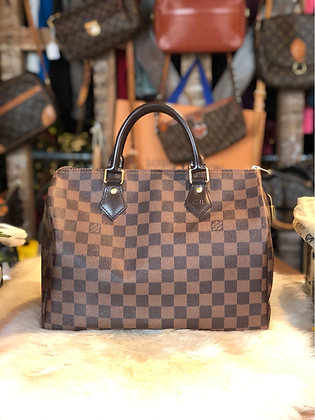 Louis Vuitton Damier Ébène Speedy 30