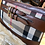 Thumbnail: Burberry Briddle Leather-Trimmed Crossbody