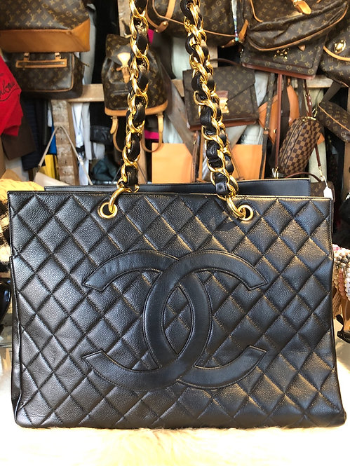 Chanel Caviar Large Timeless Tote