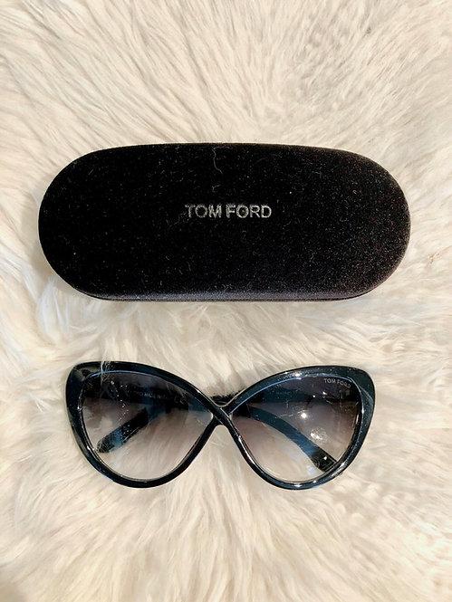 Tom Ford Madison Cat-Eye Sunglasses