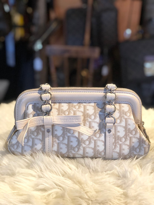 Christian Dior Romantique Trotter Bag