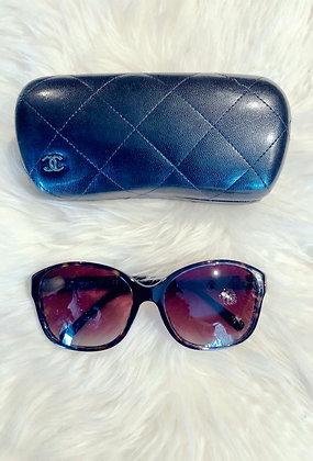 Chanel Chainlink Sunglasses