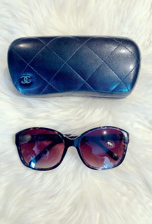 Chanel Chainlink Sunglasses