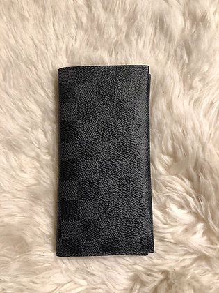 Louis Vuitton Damier Graphite Card Holder