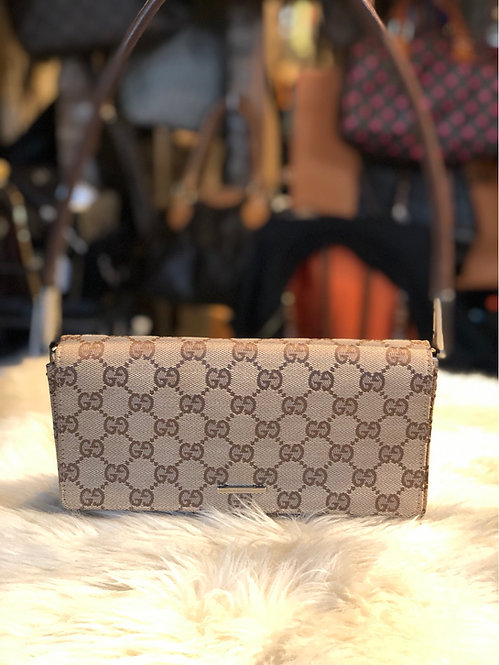 Gucci GG Canvas Bag