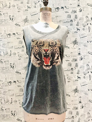 "Chaser ""Tiger Growl"" Sleeveless T"