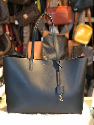Yves St Laurent Shopping Tote