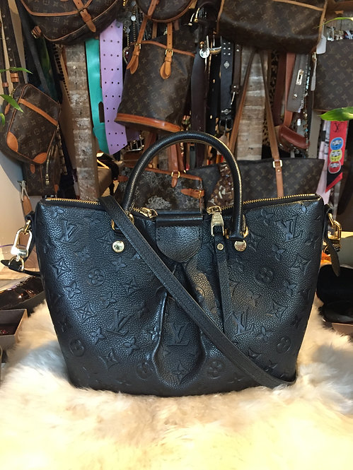 Louis Vuitton Empreinte Mazarine PM Bag