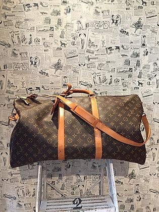 Louis Vuitton Monogram Keepall Bandoulière 60