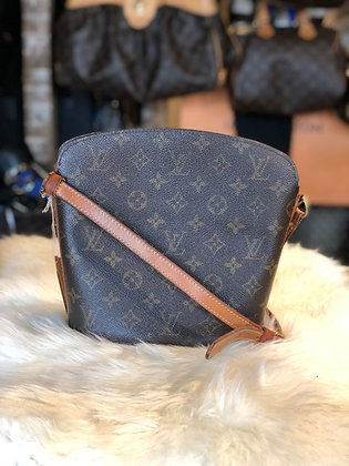 Louis Vuitton Monogram Drouot Bag