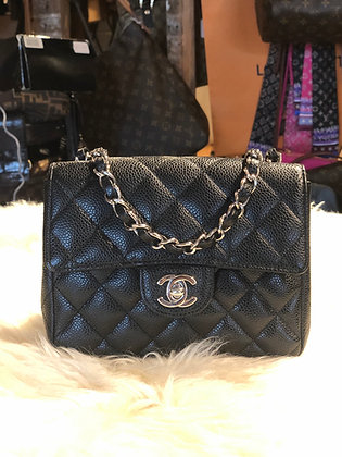 Chanel Caviar Small Flap Bag