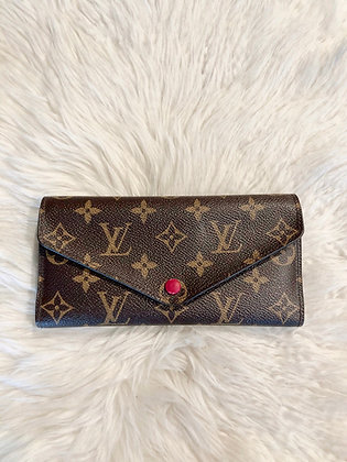 Louis Vuitton Monogram Josephine Wallet