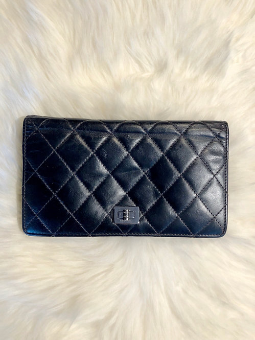 Chanel Vintage Quilted Wallet