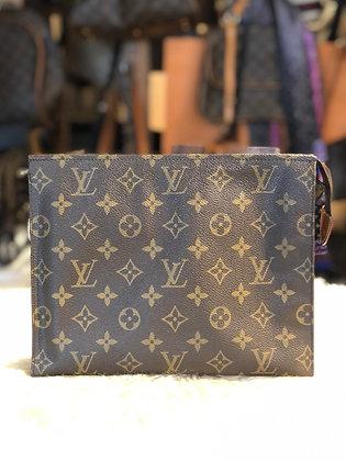 Louis Vuitton Monogram Toiletry 26