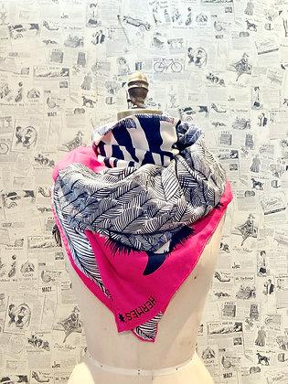 Hermès Zebra Pegasus Shawl