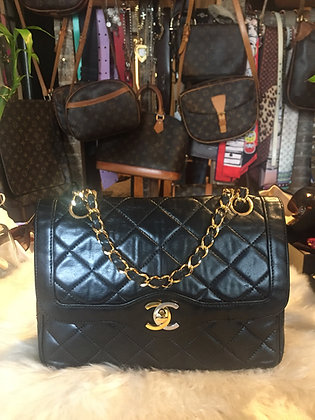 Chanel Double Flap Bag Limited Edition