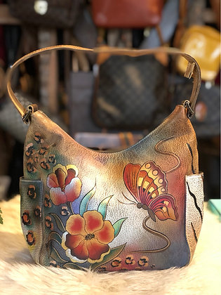 Anuschka Shoulder Bag