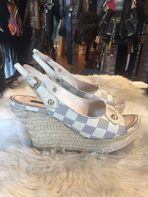 Louis Vuitton Damier Shoes