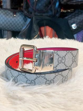 Gucci GG Plus Reversible Belt