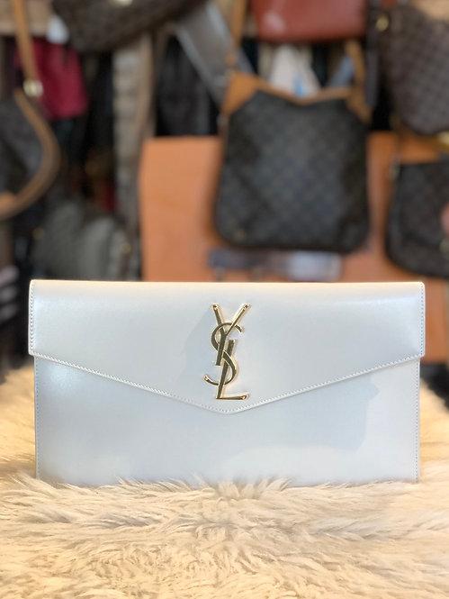 Yves St Laurent Envelope Clutch
