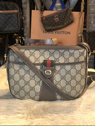 Gucci GG Plus Camera Bag