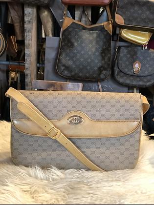 Gucci Micro GG Crossbody / Clutch Bag