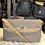 Thumbnail: Gucci Micro GG Crossbody / Clutch Bag