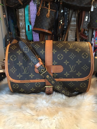 Louis Vuitton Monogram Marne Bag