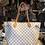 Thumbnail: Louis Vuitton Damier Azur Neverfull MM