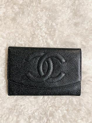 Chanel Caviar Wallet