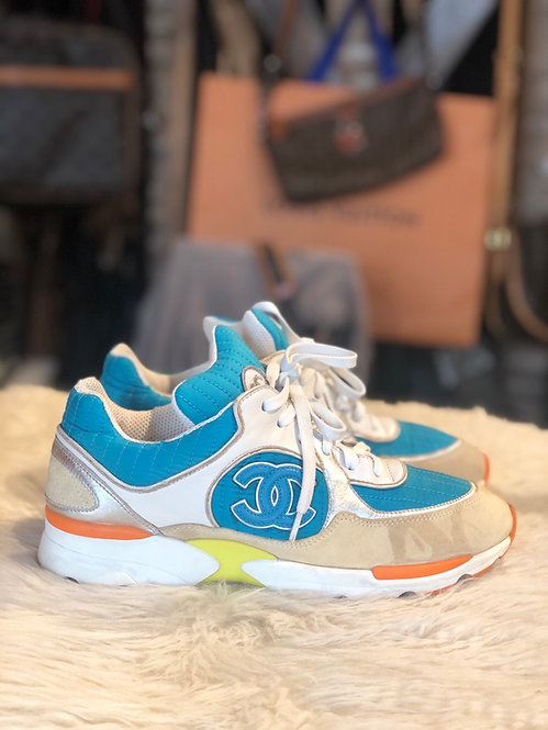 Chanel CC Sneakers
