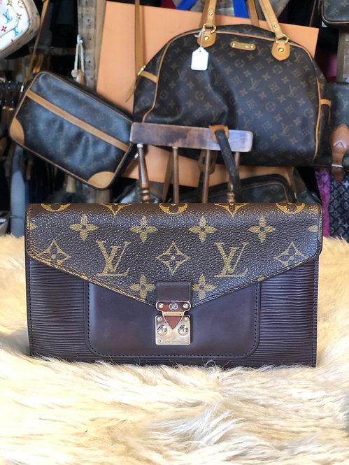 Louis Vuitton Monogram Epi Mary Rose Wallet