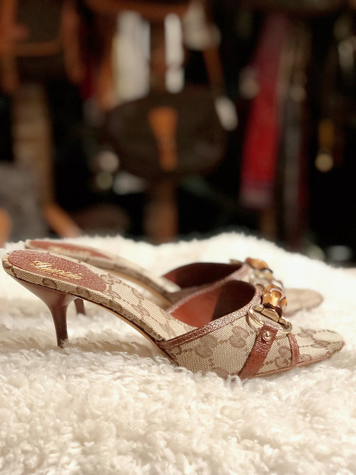 Gucci GG Slide Sandals