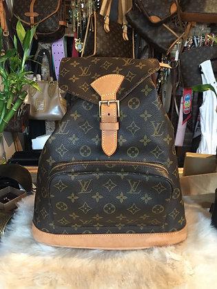 Louis Vuitton Monogram Monstsouris GM Bag