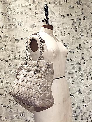 Christian Dior soft shopper