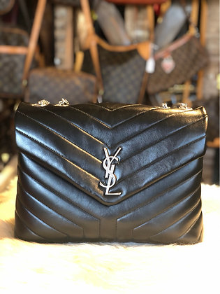 Yves St Laurent Medium Loulou Matelassé Bag