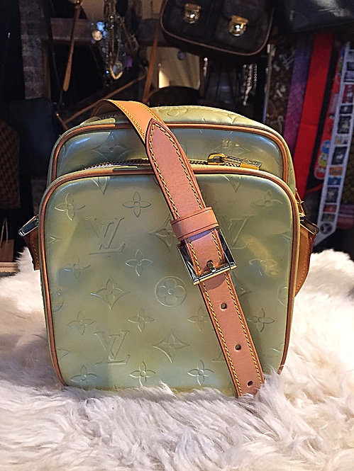 Louis Vuitton Vernis Wooster Green