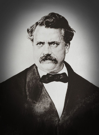 Louis Vuitton Fashion Designer (1821-1892)