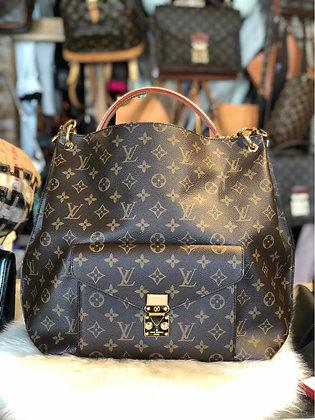 Louis Vuitton Monogram Métis Hobo Bag