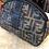 Thumbnail: Fendi Zucca Crossbody Bag
