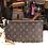 Thumbnail: Louis Vuitton Monogram Neverfull Pochette