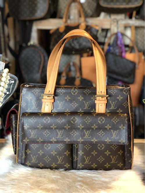 Louis Vuitton Monogram Multiple Viva-Cité