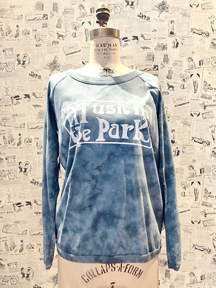 "Chaser ""Music in the Park"" Top"
