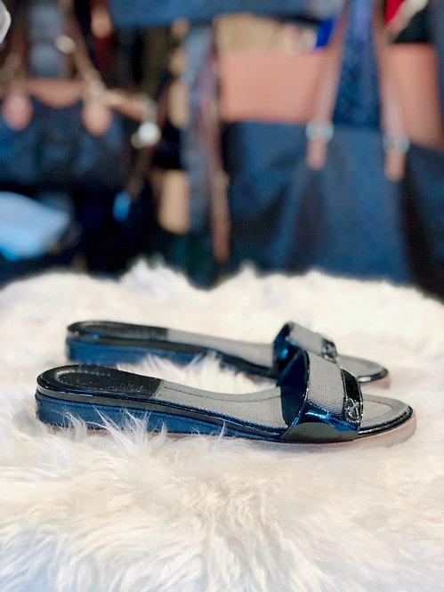Chanel Slide Sandals