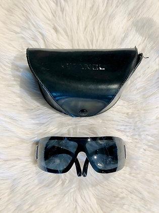 Chanel Shield Sunglasses