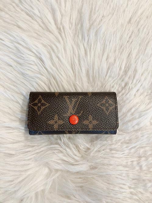 Louis Vuitton Monogram Sunrise 4 Key Holder