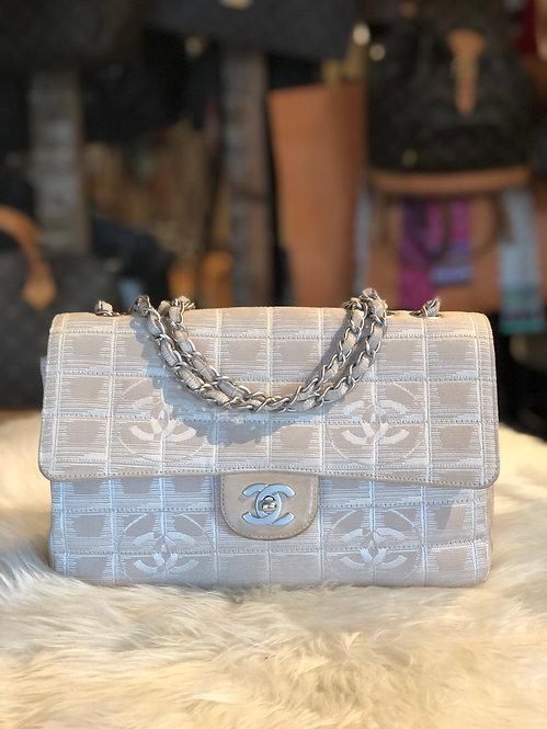 Chanel Travel Line Single Flap Bag