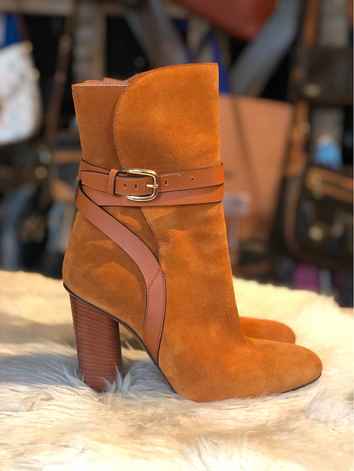 Gucci Lifford Suede Boots
