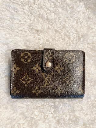 Louis Vuitton Monogram French Purse long Wallet